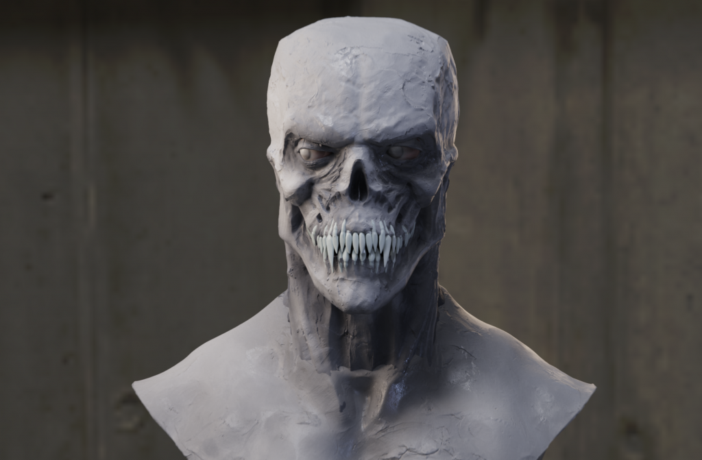 Ghoul_Clay_Front